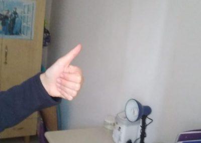 מליסאן מה'4 סידרה את החדר שלה במקום ההורים